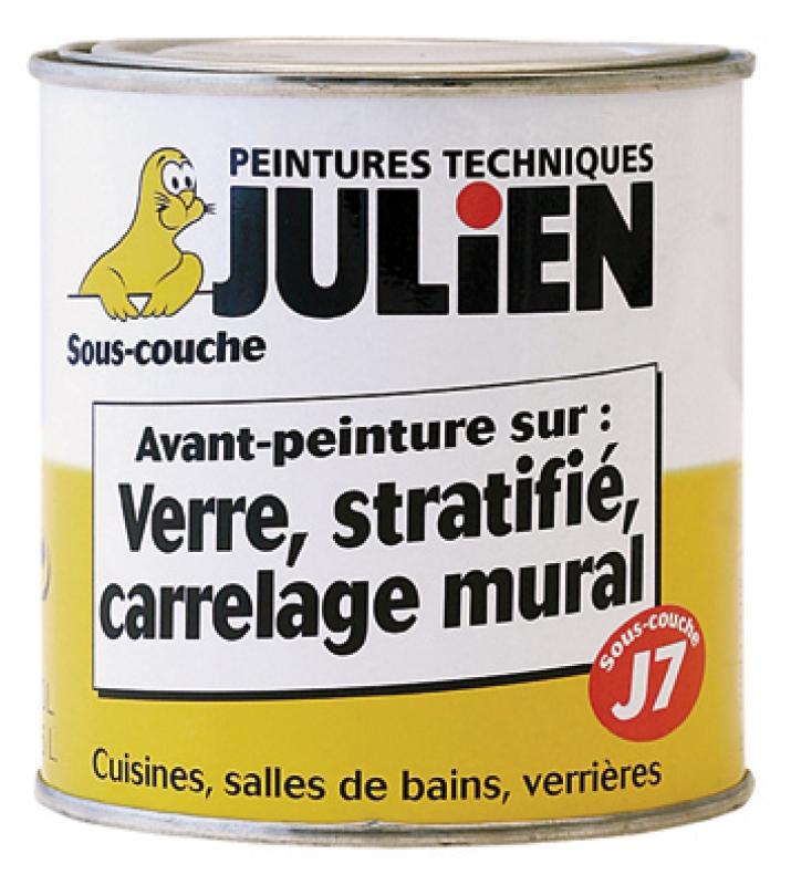 Sous couche j7 pour supports tr s lisses verre for Sous couche julien j7