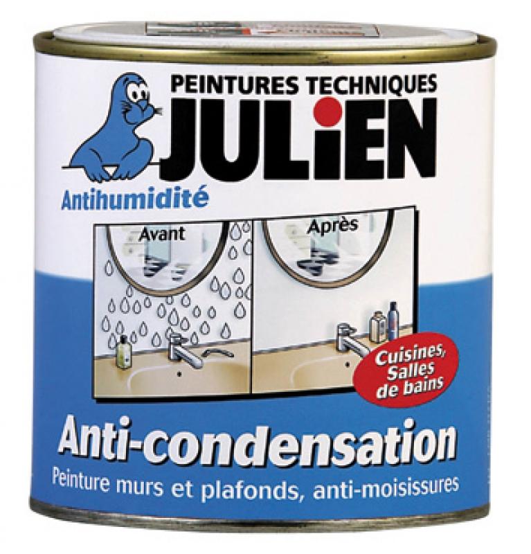 Peinture anti condensation vite les gouttelettes col for Peinture anti condensation