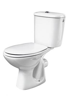 salle de bain robinets de chasse cuvette de wc polo zoom sortie horizontale. Black Bedroom Furniture Sets. Home Design Ideas