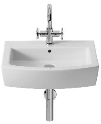 salle de bain lavabo avec colonne lavabo hall dimensions 55 x 48 5 cm. Black Bedroom Furniture Sets. Home Design Ideas