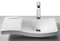 vasque Urbi 2 à poser 66 x 38 cm