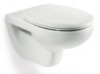 cuvette de WC suspendue Victoria (abattant double spécial 7...
