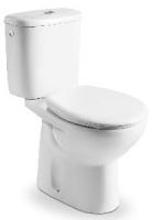 pack WC Victoria sortie verticale, réservoir 3/6L, abattant...