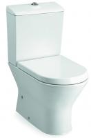 cuvette de WC compacte Nexo adossée au mur à évacuation d...