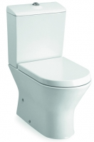 pack WC Nexo cuvette de WC compacte évac. duale, réserv. 3...