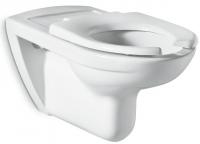 cuvette de WC suspendue Access rallongée (PMR)