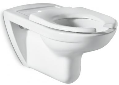 cuvette de wc suspendue access rallong e pmr. Black Bedroom Furniture Sets. Home Design Ideas