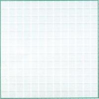 pâte de verre 2x2 cm NORDICA - pqt de 2,00 m2
