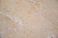 marbre légèrement veiné - 30,5 x 61 cm - ép. 1,5 cm - pi...