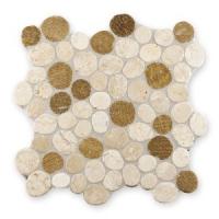 MOSAIQUE PLAQUE - carreaux variés - plaque 30x30 cm - épai...