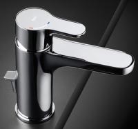 mitigeur lavabo monotrou L20CH3 - finition chromé...