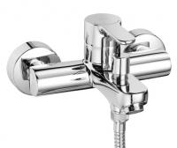 mitigeur bain-douche mural L20 - finition chromé