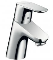 robinet lave-mains Focus - eau froide uniquement - finition ...