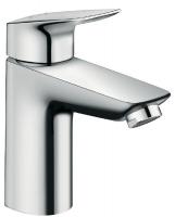 mitigeur lavabo monotrou Logis 100 CH3 - finition chromé...