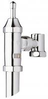 robinet WC Presto 1000 M applique à manette - chromé - 9 L...
