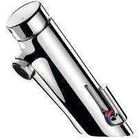 mitigeur lavabo Temposoft - chr. - 15 s. - flexible et rob. ...
