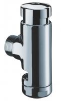 robinet WC de chasse directe Tempoflux 1 - chromé - 7 s...