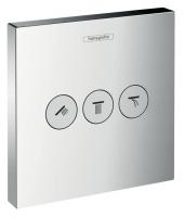 set de finition robinet d'arrêt ShowerSelect - 3 foncti...