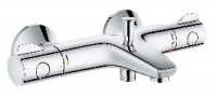 mitigeur bain-douche mural thermostatique Grohtherm 800 C3 -...
