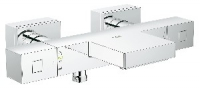 mitigeur bain-douche mural thermostatique Grohtherm Cube C3 ...