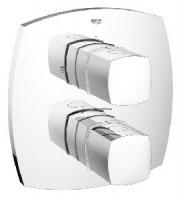 set de finition Grandera pour mitigeur thermostatique bain-d...