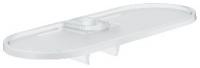 porte-savon EasyReach adaptable sur les barres Grohe Ø 22 m...