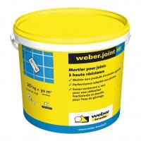seau 20 kg Weber.joint HR - coloris blanc