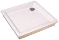 receveur carré à encastrer Ulysse 2 90 x 90 cm