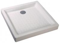 receveur carré à poser Ulysse 2 90 x 90 cm