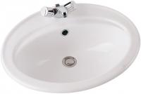 vasque Ulysse 2 à encastrer 55 x 45 cm