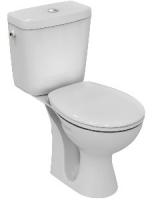 pack WC Ulysse 2 sortie horizontale, réservoir 3/6L, abatta...