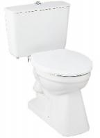 cuvette de WC Aspirambo à action siphonique - sortie centra...