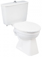 cuvette de WC Aspirambo à action siphonique - sortie orient...