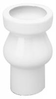 tubulure porcelaine Aspirambo courte