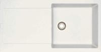 évier Maris MRG 611-97 - coloris blanc