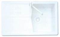 évier Astra ATD 611 - coloris blanc