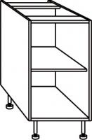 élément bas blanc rangement largeur 60 cm ...