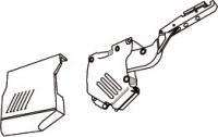 système porte relevable Aventos pour PHR60 HSR40 HSR60 PHR9...