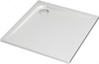 receveur carré Ultra Flat 80 x 80 cm extra-plat - à encast...