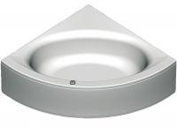 """baignoire d""""angle Connect 140 x 140 cm"""