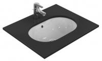 vasque ovale Connect à encastrer par le dessous 48 x 35 cm...
