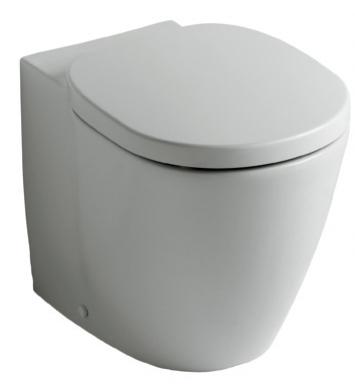 cuvette de wc ind pendante connect sortie horizontale. Black Bedroom Furniture Sets. Home Design Ideas