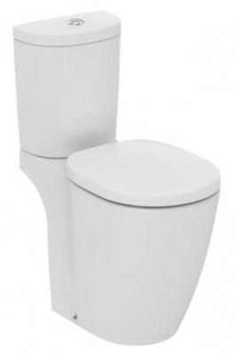 salle de bain cuvette wc cuvette de wc sur lev e h 48 5 cm connect sortie verticale r s. Black Bedroom Furniture Sets. Home Design Ideas