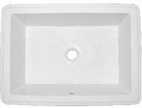vasque Strada à encastrer par le dessous 59,5 x 44 cm