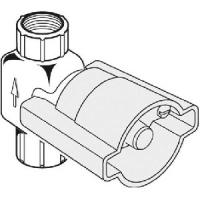 """robinet d""""arrêt à encastrer 35/80mm"""