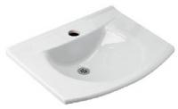 lavabo mural Matura 65 x 50 cm - sans trop-plein