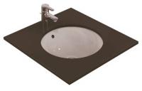 vasque Ronde 48 x 48 cm - à encastrer par le dessus - sans ...