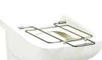 grille porte-seaux inox pour vidoir Brenta 808.504