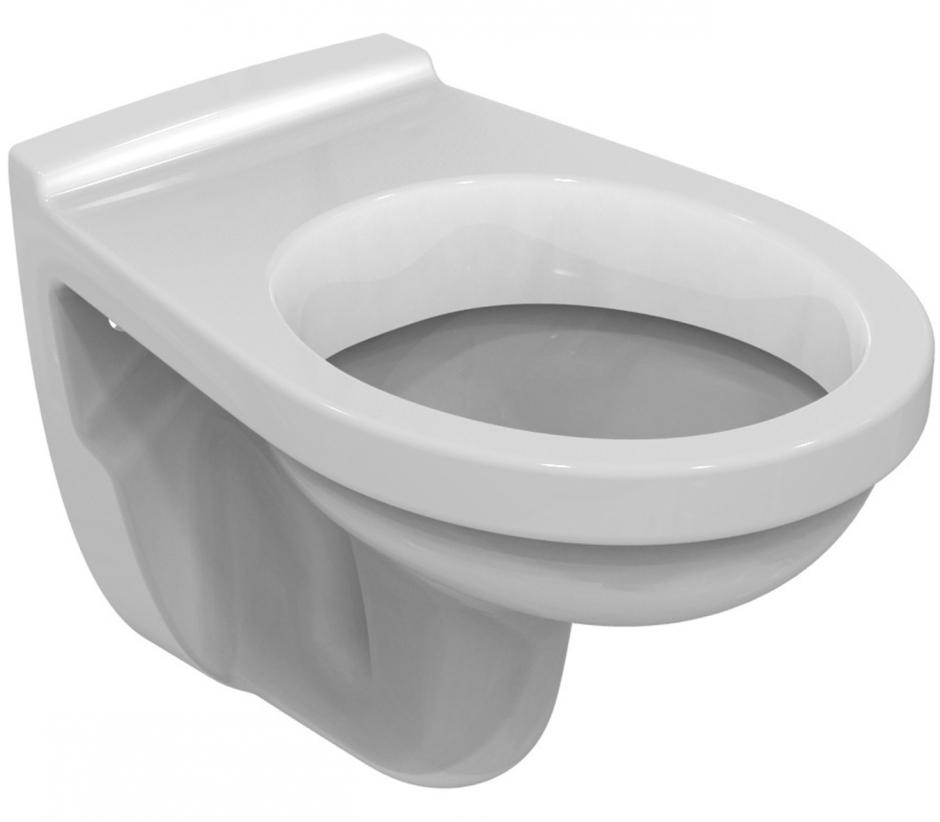 salle de bain cuvettes suspendues collectivit cuvette suspendue ulysse 54 5 x 35 cm sortie. Black Bedroom Furniture Sets. Home Design Ideas