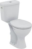 pack WC Ulysse surélevé H 47 cm sortie horizontale, réser...